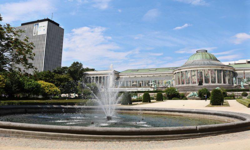 Parcs de Bruxelles : jardin botanique