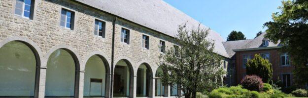 Abbaye Notre-Dame de Scourmont à Chimay
