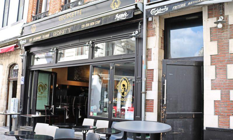 Restaurant Café Georgette rue des Bouchers