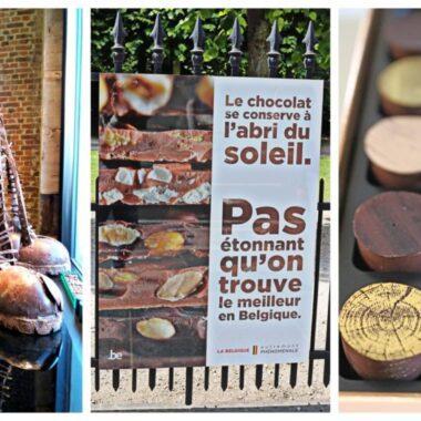 Vrais chocolats belges