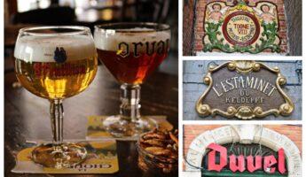 où boire une bière a Bruxelles