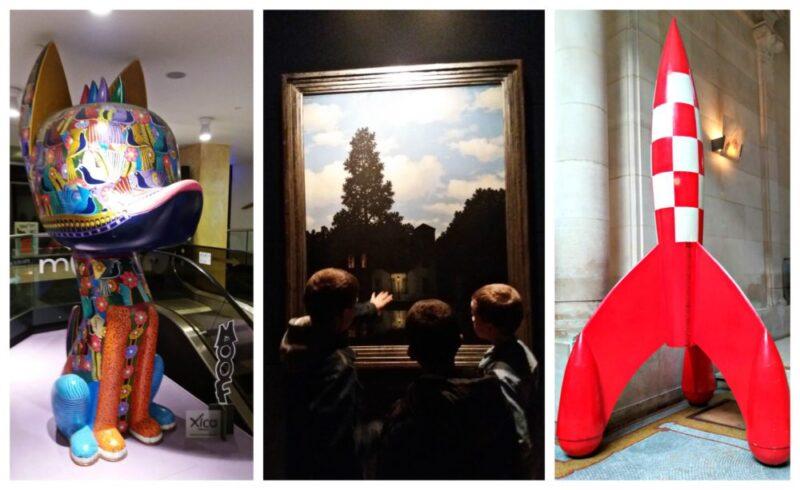 Musées de Bruxelles pour les enfants