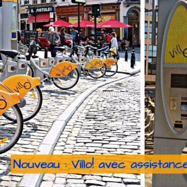 Bruxelles en vélo