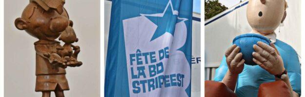 fête BD Bruxelles tintin