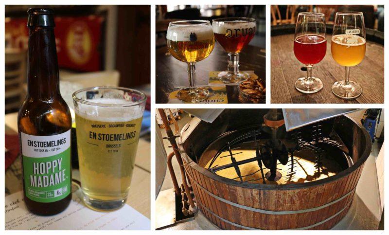 Bières artisanales à Bruxelles