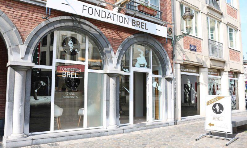 Fondation Jacques Brel à Bruxelles