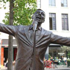 Jacques Brel à Bruxelles
