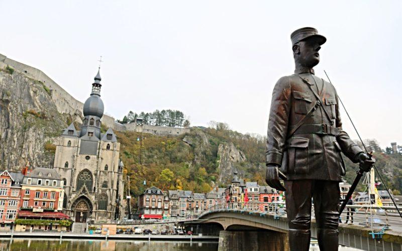 Général de Gaulle Dinant
