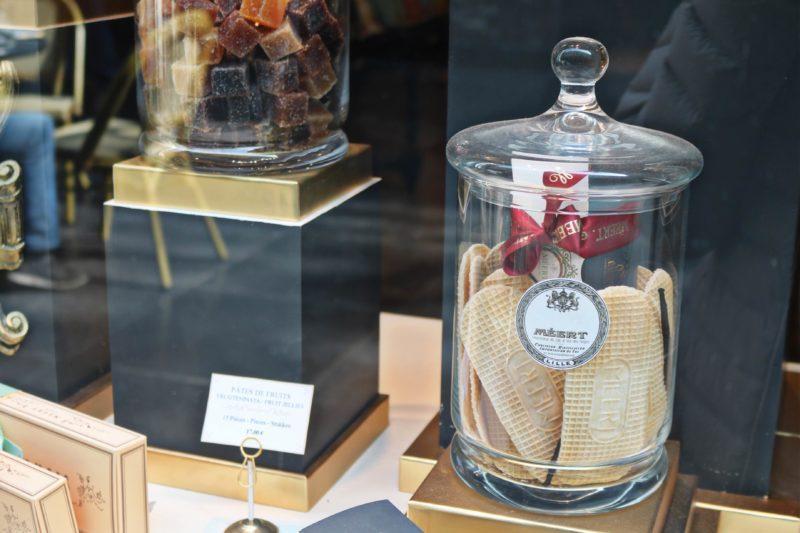 Gaufres de Lille chez Meert