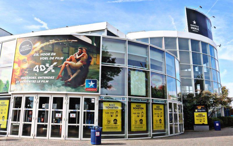 Aller au cinéma à Bruxelles