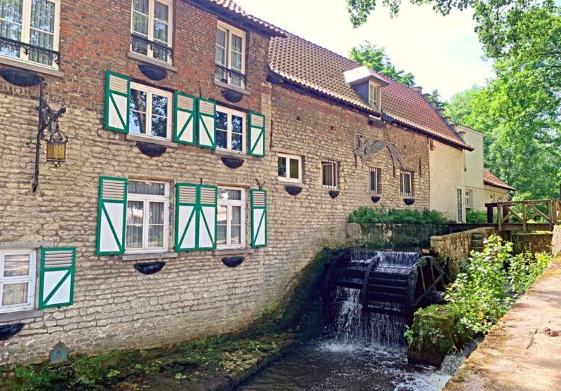 Moulin de Lindekemale Bruxelles