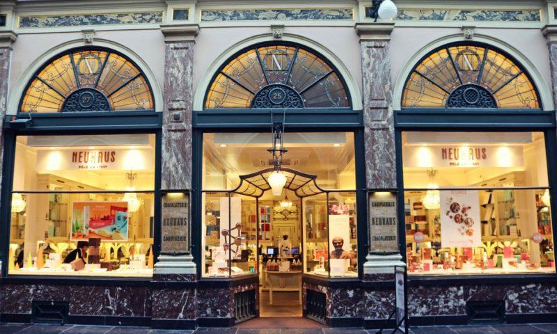 Neuhaus Bruxelles chocolats