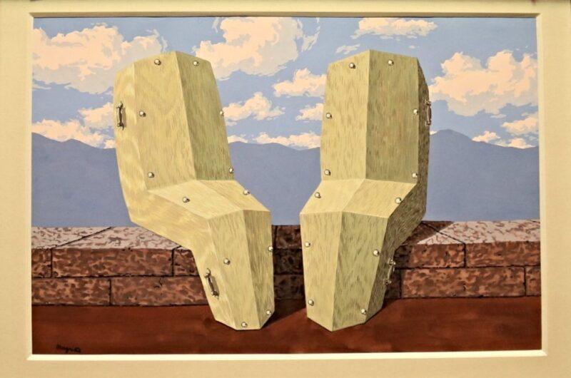 Magritte à Bruxelles