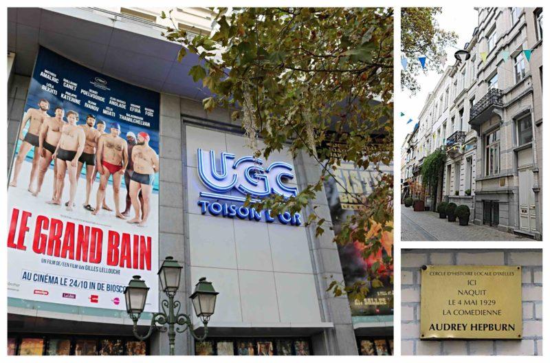 Cinémas grand public à Bruxelles