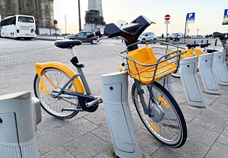 Vélo électrique Bruxelles