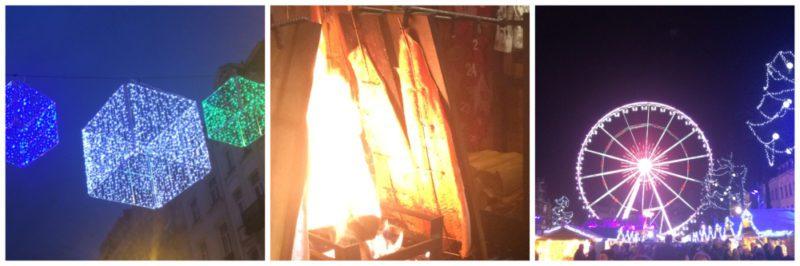 noël Bruxelles plaisirs d'hiver saumon