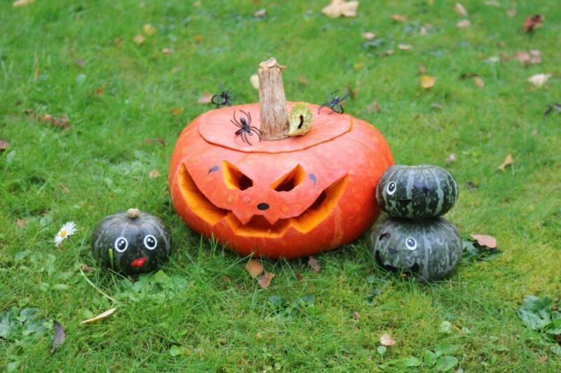 Halloween à Bruxelles Automne