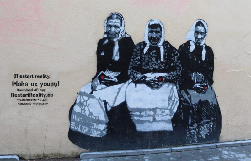 Edward von Lõngus Street Art Bruxelles