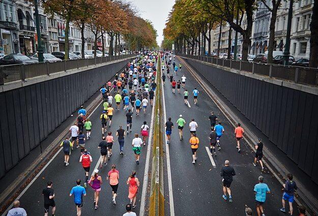 marathon de Bruxelles