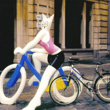 faire du vélo à Bruxelles