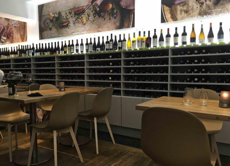 Bar à vins Bruxelles