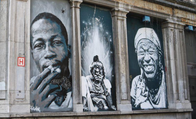 Parcours Street Art à Bruxelles
