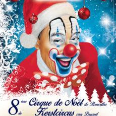 noël cirque Bruxelles spectacle