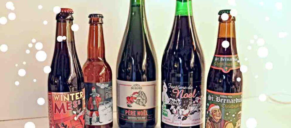 Bière de Noël à Bruxelles