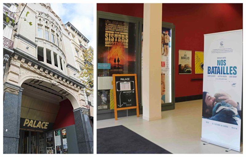 cinéma palace Bruxelles