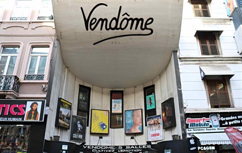 cinéma Bruxelles Vendôme