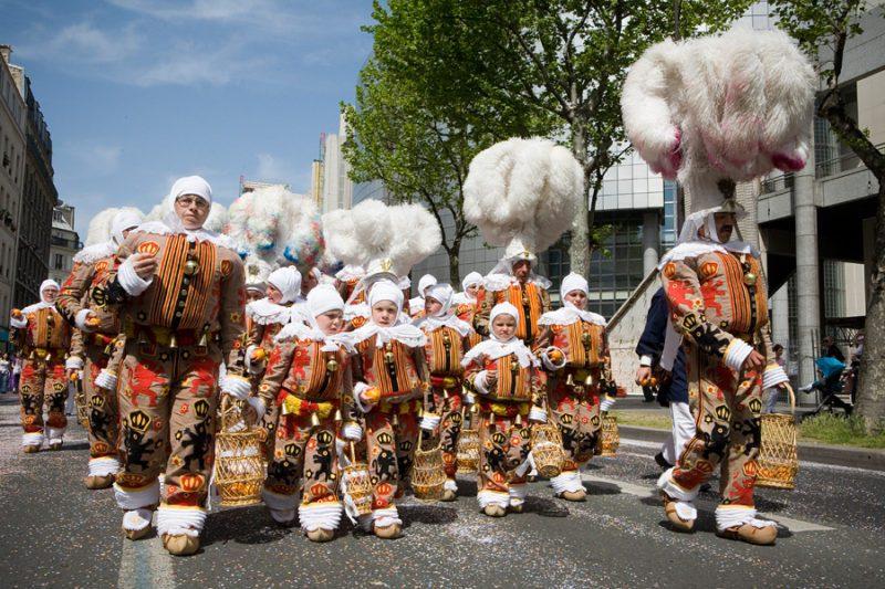 Carnaval de Binche Belgique
