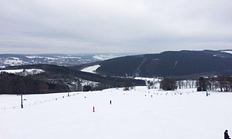 Faire du ski en Belgique