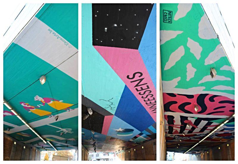 Parcours Street Art les Marolles