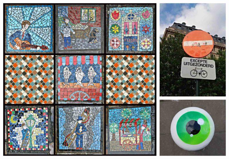 Street Art les Marolles Bruxelles