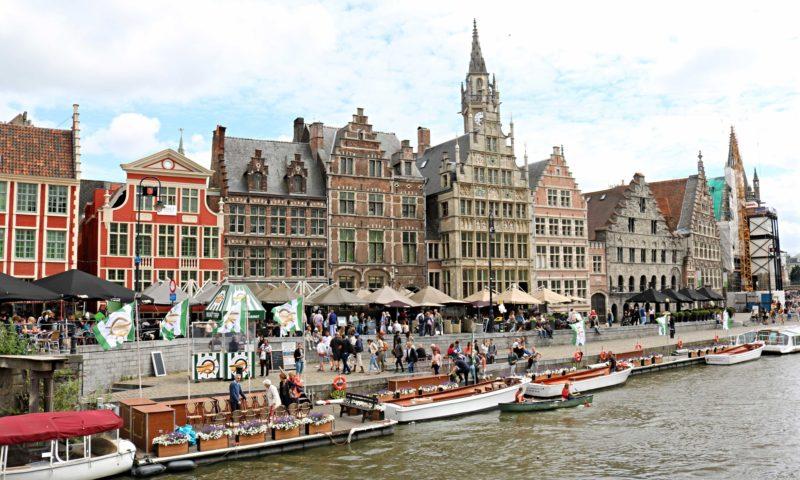 Gandn'est généralement pas la première ville que les voyageurs visitent quand ils viennent en Belgique. Pourtant, c'est de loin une des plus jolies du pays.