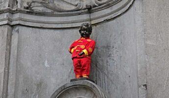 Nouvel An chinois à Bruxelles