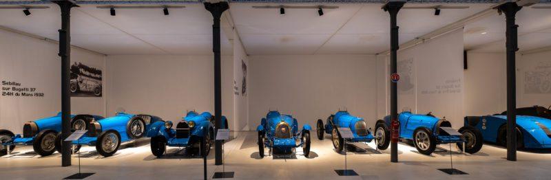 musée de l'automobile Bruxelles