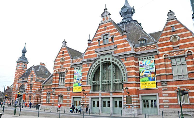 Musée du train Schaerbeek