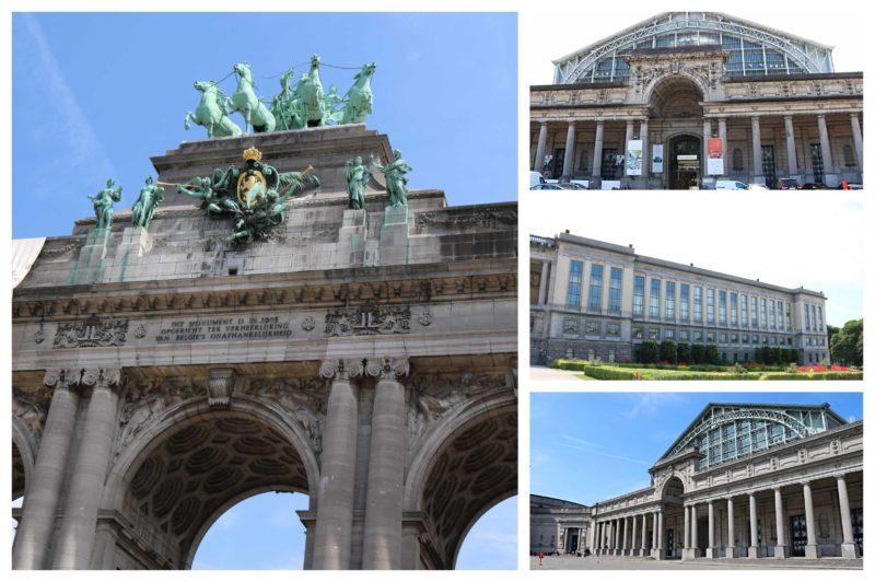 Parc du Cinquantenaire de Bruxelles