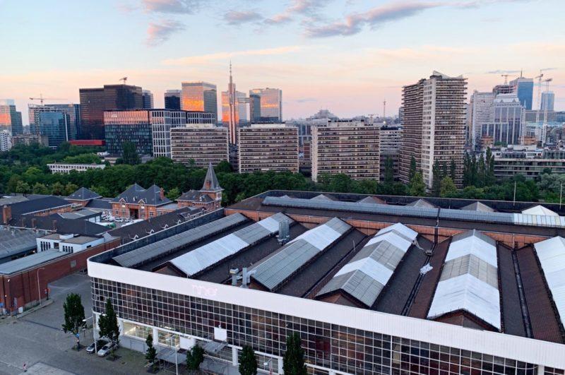 Dinner in the Sky Bruxelles 2019