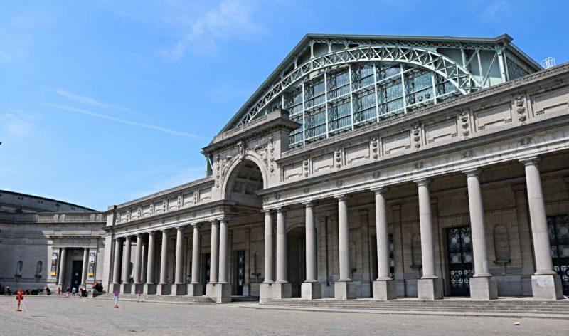 Musée armée et aviation Bruxelles