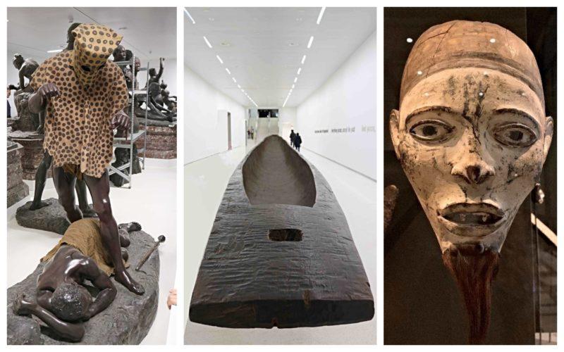 Pirogue Africa Museum