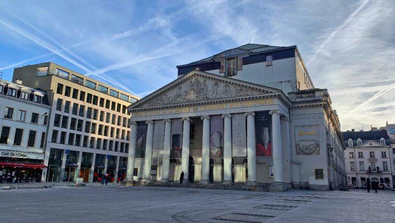 Hotspots Bruxelles