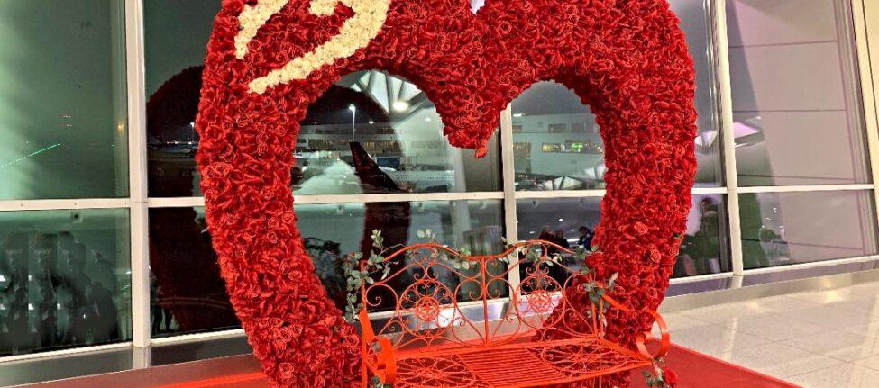 Saint Valentin 2019 Bruxelles