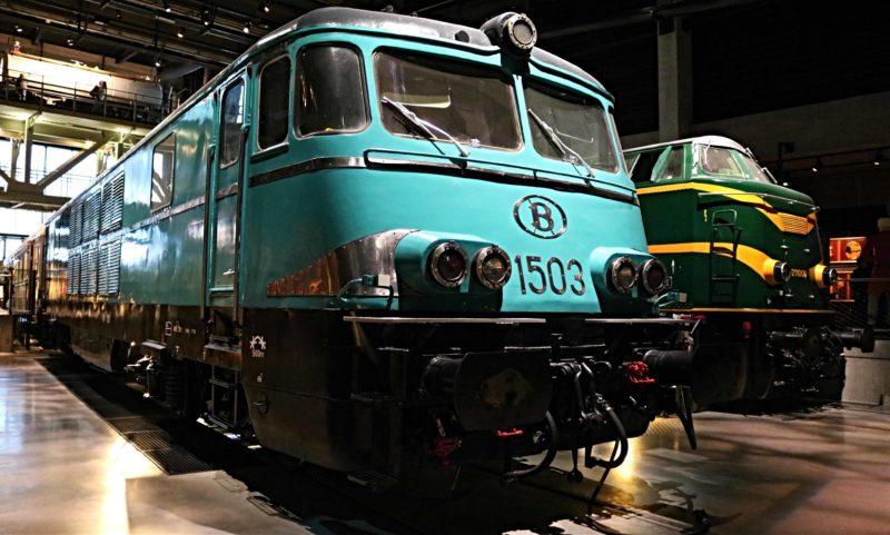 Musée du train Bruxelles