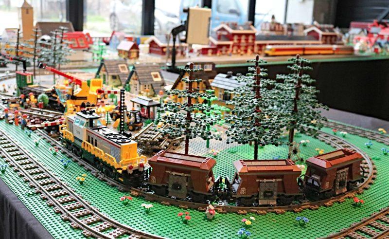 Trains world Lego