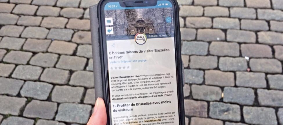 Test wifi gratuit Bruxelles