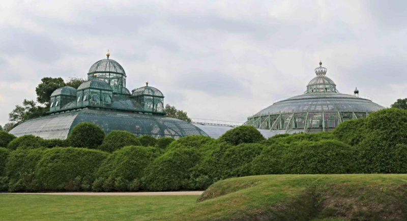 Jardin Botanique de Laeken Bruxelles