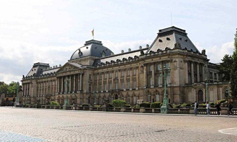 Palais Royal dans Tintin