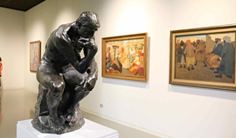 Musée gratuit le premier mercredi du mois